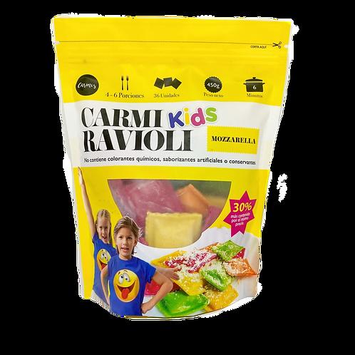 Ravioli Mozzarella Niños, 450 g