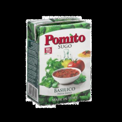 Salsa de Tomate con Albahaca, 370g
