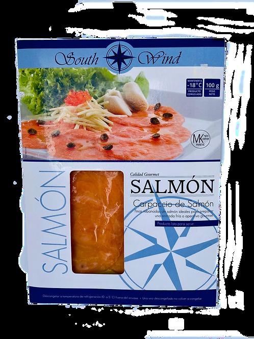 Carpaccio de Salmon, 100g