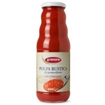 Pulpa de Tomate Rustica, 680g