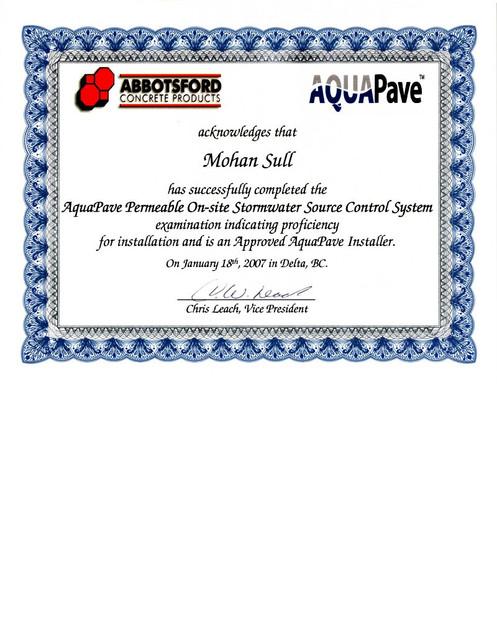 AquaPave