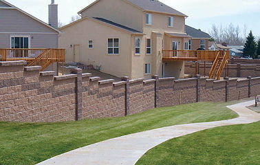Deerwood Landscaping ltd. | Official Allan Block Distributor | AB Fence Systems