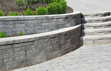 Deerwood Lanscaping ltd. | Official Allan Block and Expocrete Supplier | AB Aztec Collection