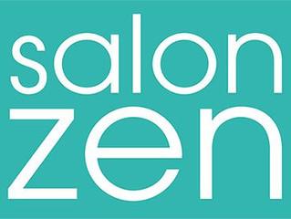 Simone Berno sera au Salon Zen à Paris du 26 sept. au 30 sept. 2019