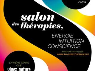 Salon des Thérapies du 26 au 29 janvier 2018, Simone Berno animera des conférences et proposera tira
