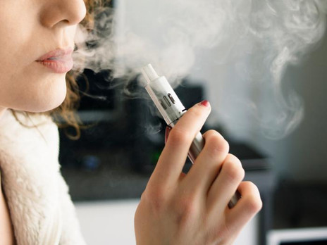 E-cigarettes increase cardiovascular risk