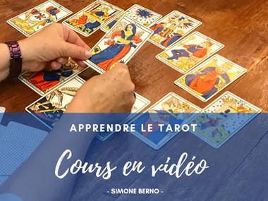 NOUVEAU! Cours de Tarot en vidéo