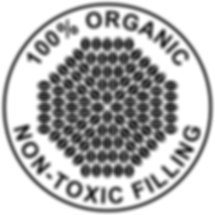 Organic, natural filling