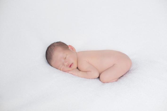 ニューボーンフォト&赤ちゃん写真専門baby marc HPをリニューアル