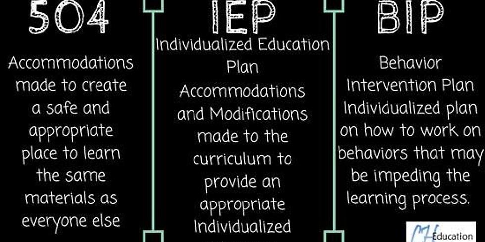 Keeping It Positive-Meeting Behavior Needs In The IEP