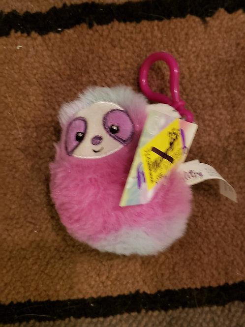 Key Chain/Back Pack Hangar - Sloth