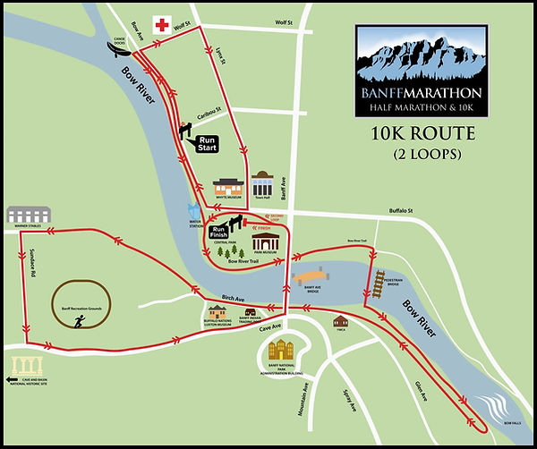 Banff Marathon-10K Map.jpg