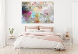 Passage #2 48x70 on linen canvas