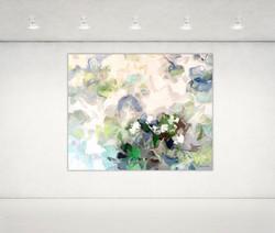 léger 48x60 oil on linen canvas