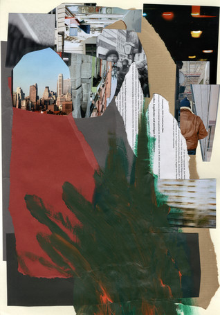 Collage Texture Layout 10