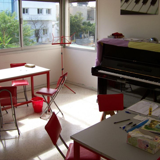 Salle de piano 1