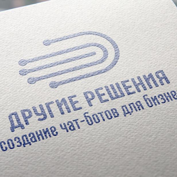 Логотип и элементы айдентики