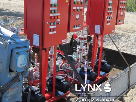 LYNX PP на LOWARA
