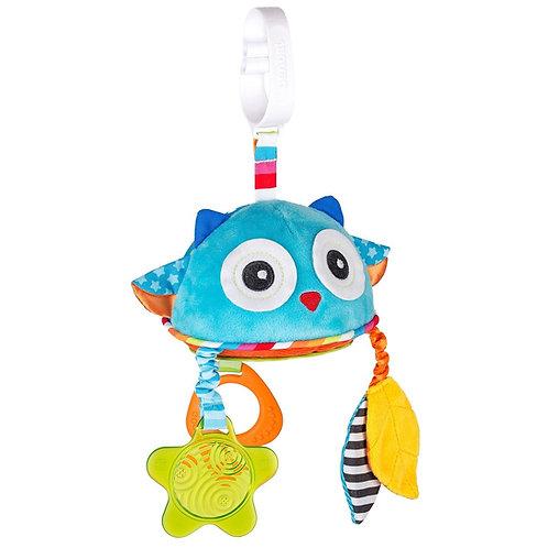 צעצוע מראה נייד נתלה ינשוף בנבת