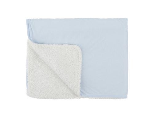 שמיכה לתינוק רב עונתית תכלת - קאדלקו