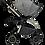 Thumbnail: עגלת טייגר 2 אפור ספארקל עם שלדת ניקל + השלמה לבחירה