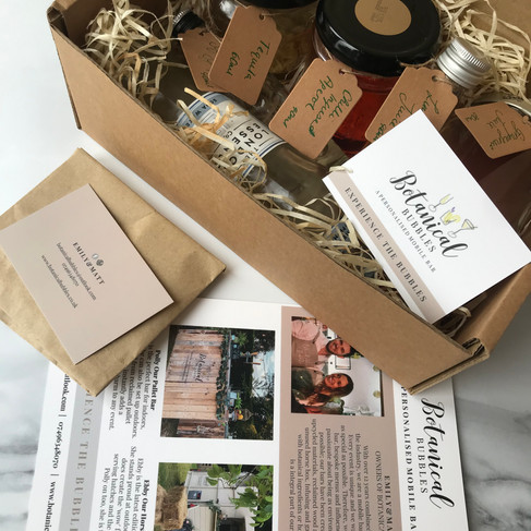 Cocktail Box Delivered to your Door - Co