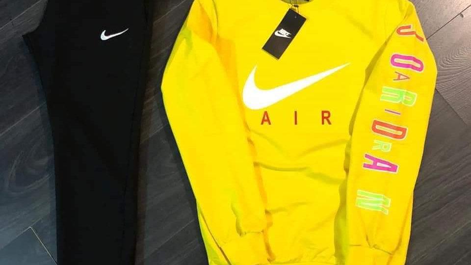 Air Jordan set