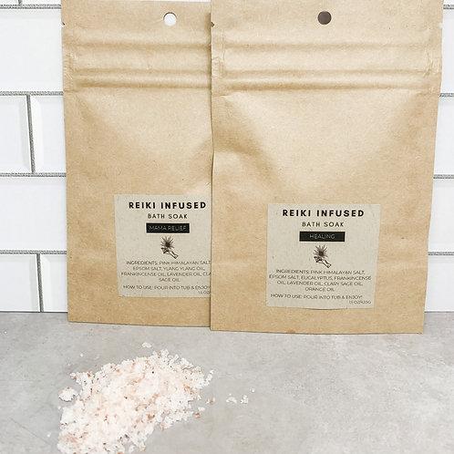 Reiki Bath Salts