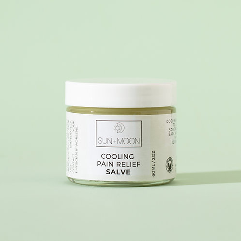 Cooling Pain Relief Salve