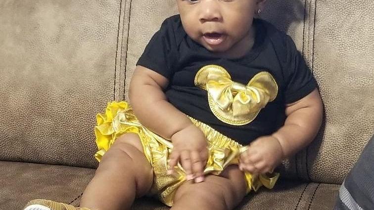 Infant Cotton Roper Golder