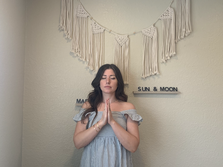 Learning about Reiki