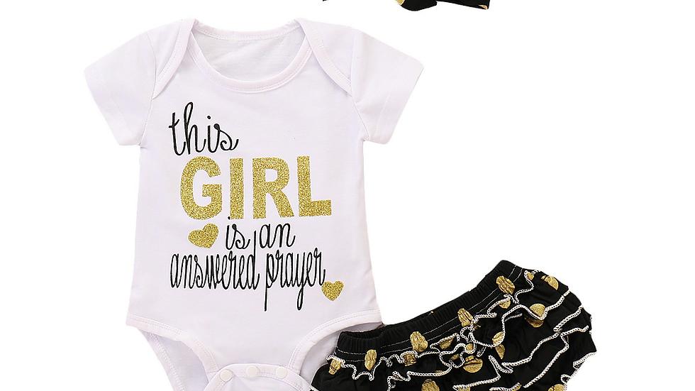 Infant Girl Set