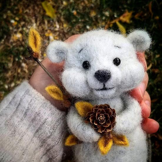 Autumnal Bare Bear