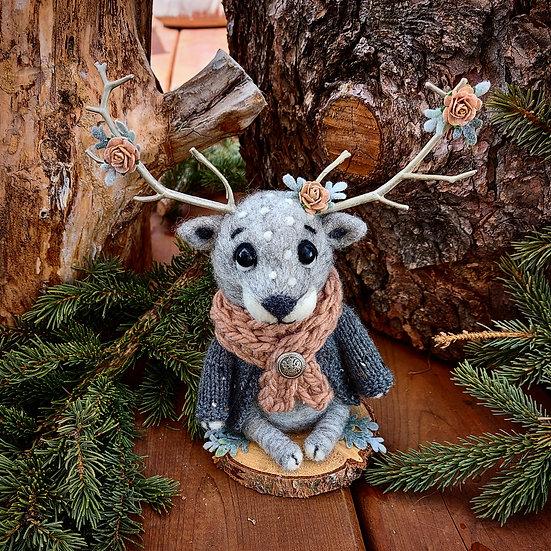 Mother Nature Elder Reindeer