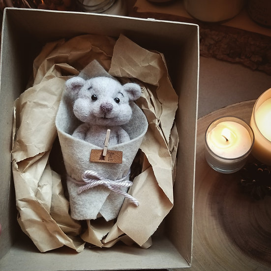 Reserved Order for Chris - Bare Bear and Bunny
