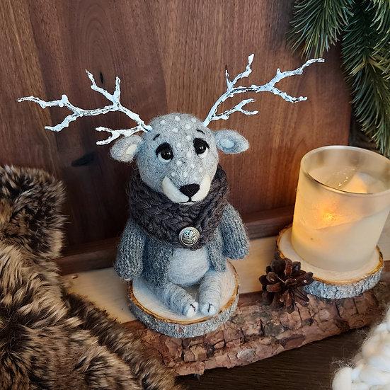 Elderly Reindeer