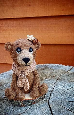 Betty the Brown Bear