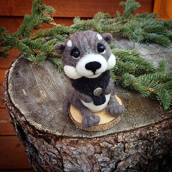 Reginald the River Otter