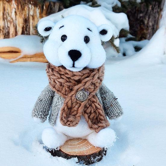 Gentleman Polar Bear