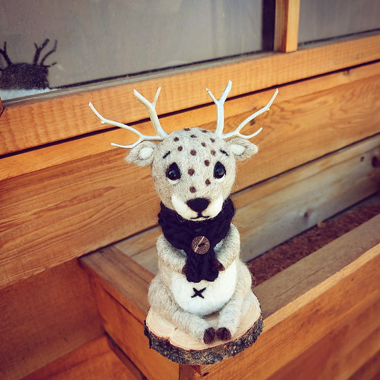 Downtrodden Reindeer