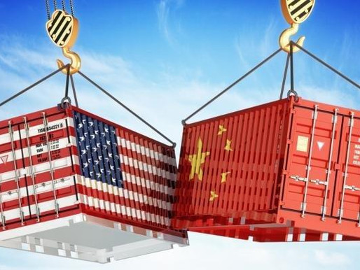 Trading the trade war US / China