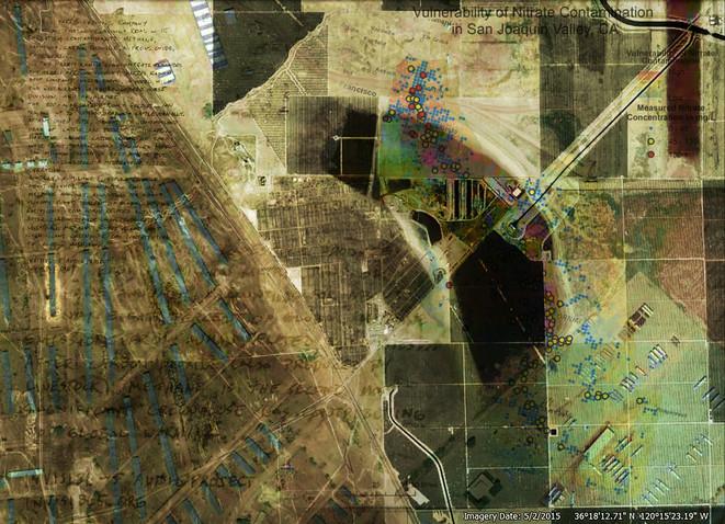scene of the crime - harris ranch