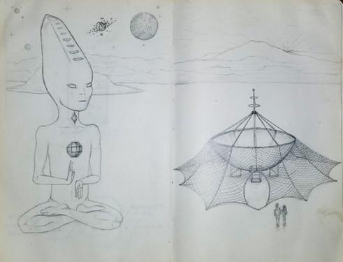 PDC - Original Sketch
