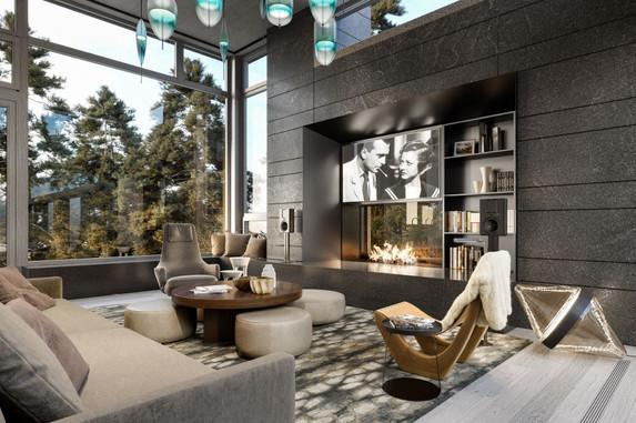 Studio Vara - Aspen Residence