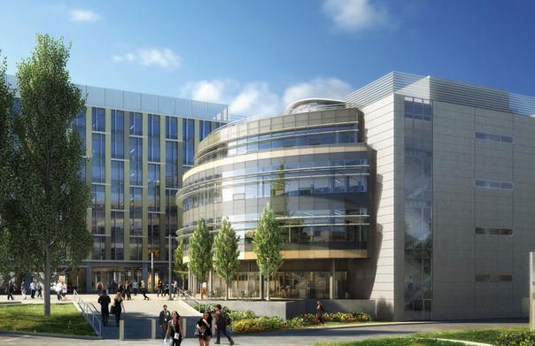 Perkins & Will - Biotech Employee Center - Bay Area