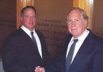Terence and Michael Gillespie - Gillespie and Gillespie Criminal Defense Attorneys