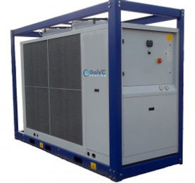 50kW GalxC hire chiller