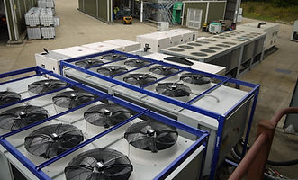 case study - hire chiller - chemical manufacturer