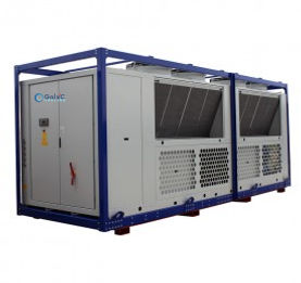 750kW GalxC hire chiller