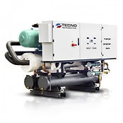 GalxC Cooling water cooled chillers